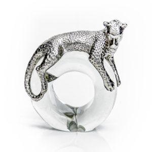 Cheetah Napkin Ring