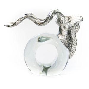 Kudu Napkin Ring